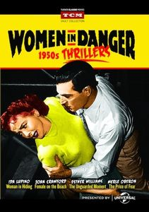 Women in Danger: 1950s Thrillers , Ida Lupino