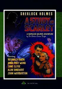 Sherlock Holmes: Study in Scarlet