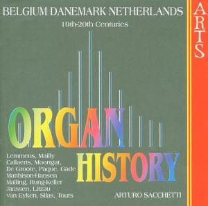 Organ Music of the Low Countries