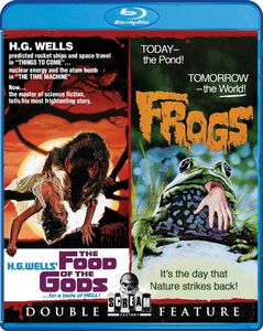The Food of the Gods /  Frogs