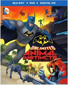 Batman Unlimited: Animal Instincts (No Figurine)
