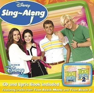 Disney Sing-Along: Teen Beach Movie & Teen Beach 2 [Import]