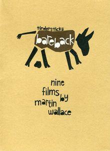Bareback: Nine Films By Martin Wallace [Import]