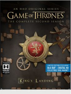 Game of Thrones: The Complete Second Season