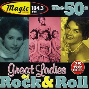 WJMK 104.3FM: Great Ladies Of Rock 'N' Roll 50's