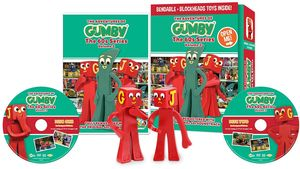 The Adventures of Gumby: The '60s Series: Volume 2 (With Bendable Blockheads Toys)