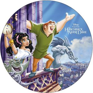 Songs From The Hunchback Of Notre Dame /  O.s.t.