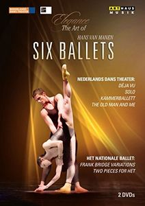 Manen: Six Ballets