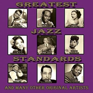 Greatest Jazz Standards (Various Artists)