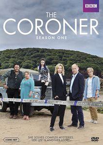 The Coroner: Season One , Claire Goose