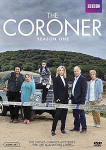 The Coroner: Season One , Claire Goose