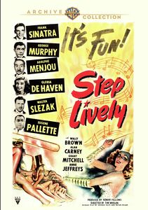 Step Lively , Frank Sinatra