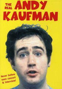Real Andy Kaufman
