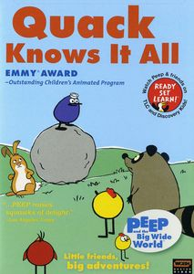 Peep and the Big Wide World: Quack Knows It All