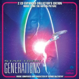 Star Trek: Generations (Expanded Collector's Edition) (Original Soundtrack)