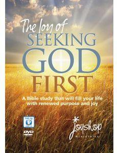 Joy of Seeking God First