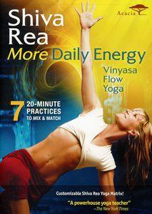 More Daily Energy: Vinyasa Flow Yoga