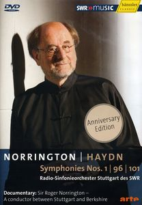 Anniversary Edition: Roger Norrington