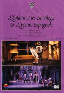 Ravel Double Bill Lenfant Et Les Sortileges Lheu [Import]