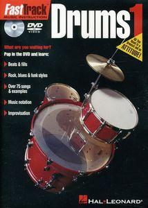 Fast Track: Drums Method 1