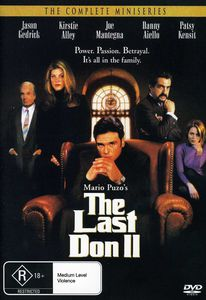 The Last Don II [Import]