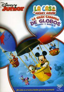 La Casa de Mickey Mouse: La Gran Carrera de Globos [Import]