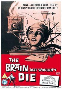 Brain That Wouldn't Die [Import]