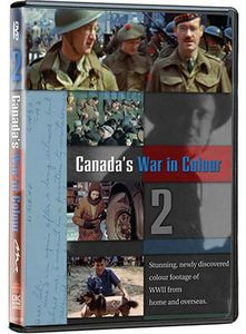 Canada's War in Colour [Import]