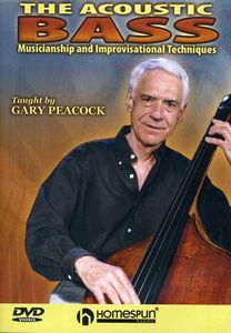 Acoustic Bass: Musicianship & Improvisational Techniques
