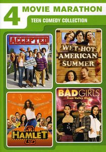 4 Movie Marathon: Teen Comedy Collection