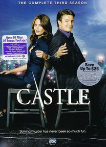 Castle: The Complete Third Season