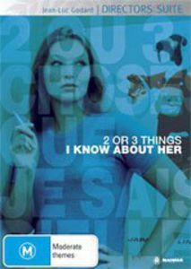 2 or 3 Things I Know About Her [Import]