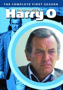 Harry O: The Complete First Season , David Janssen