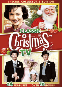 Classic Christmas TV Collector's Edition