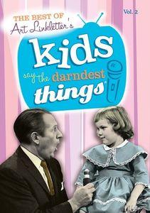The Best of Art Linkletter's Kids Say the Darndest Things: Volume 2