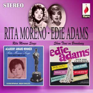 Moreno, Rita & Edie Adams : Rita Moreno Sings/ Show Time on Broadway [Import]