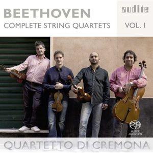 Complete String Quartets 1