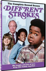 Diff'rent Strokes: The Complete Second Season