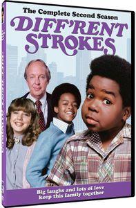 Diff'rent Strokes: The Complete Second Season