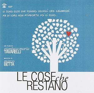 Le Cose Che Restano (Original Soundtrack) [Import]