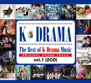 Best of K-Drama Music Original Sountrack 1 /  Various [Import]