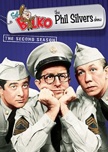 Sgt. Bilko - The Phil Silvers Show: The Second Season , Phil Silvers