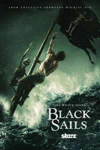 Black Sails: The Complete Second Season