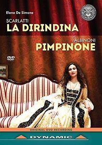 Scarlatti: La Dirindina - Albinoni: Pimpinone