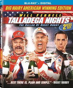 Talladega Nights: The Ballad of Ricky Bobby (With Digital Copy) , Will Ferrell