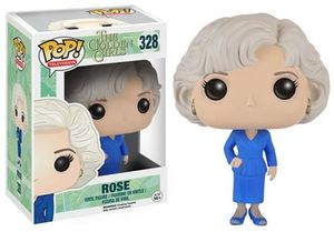 FUNKO POP! TELEVISION: The Golden Girls - Rose