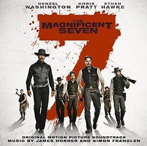 The Magnificent Seven (Original Soundtrack) [Import]