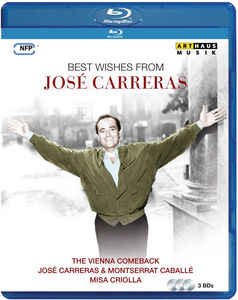 Best wishes From Jose Carreras
