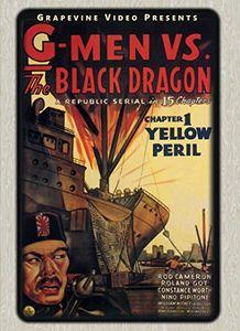G-Men vs. the Black Dragon (1943)