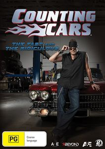 Counting Cars: The Fast & the Ridiculous [Import]